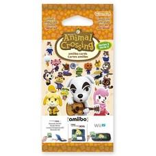 Amiibo Serie 2 Animal Crossing Amiibo-kaarten (3-pack)
