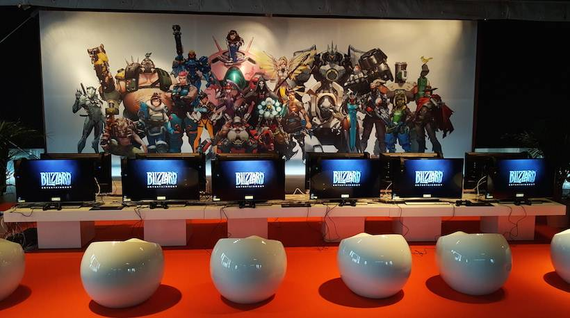 Review Overwatch Event