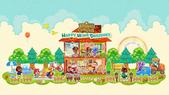Review Animal Crossing Happy Home Designer