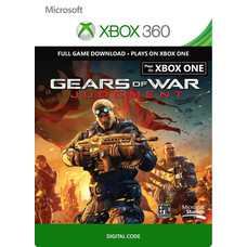 Xbox One Gears Of War Judgment (Download)