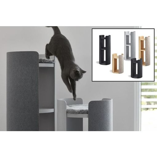 MiaCara Torre Cat Scratching Post