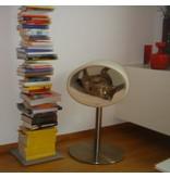 pet-interiors Rondo Stand Kunstleder