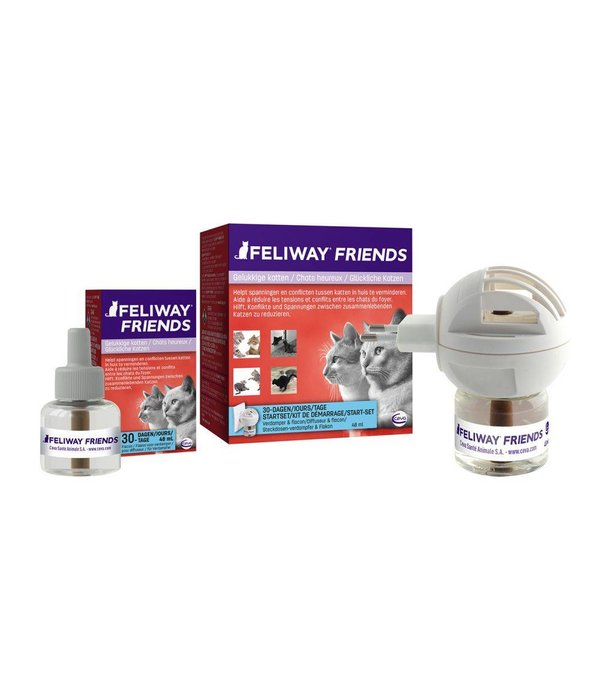 Feliway FRIENDS Diffuser and vial