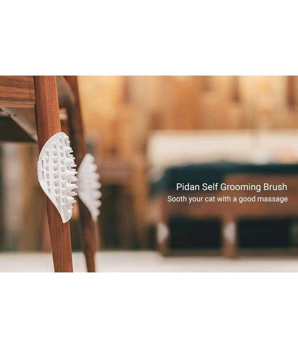 Pidan Self-grooming massage silicone brush