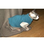 Cat Shirt Stretch Fleece DeLuxe