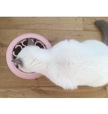 Inooko Slow feeder bowl voor katten
