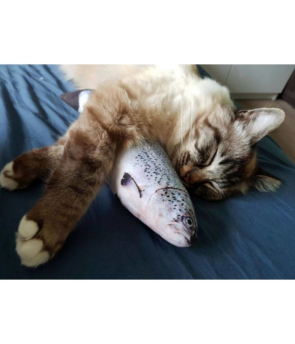 Tabby Tijger Cuddle FISH refillable (mix)