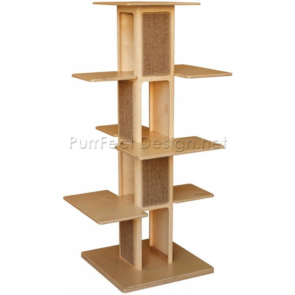 Tower Climbing and Scratching - Showroom model (pickup only)