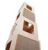 Maya Tower Klim- en Krabpaal, modulair
