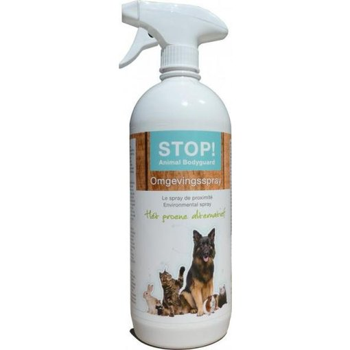Musthaves for Animals STOP! Omgevingsspray - 1lt