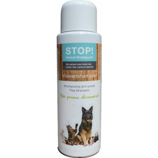Musthaves for Animals STOP! Vlooienshampoo 250ml