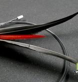 Tabby Tijger Kattenhengel Black Edition