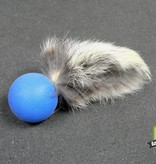 Tabby Tijger Ping Pong Hare Tail