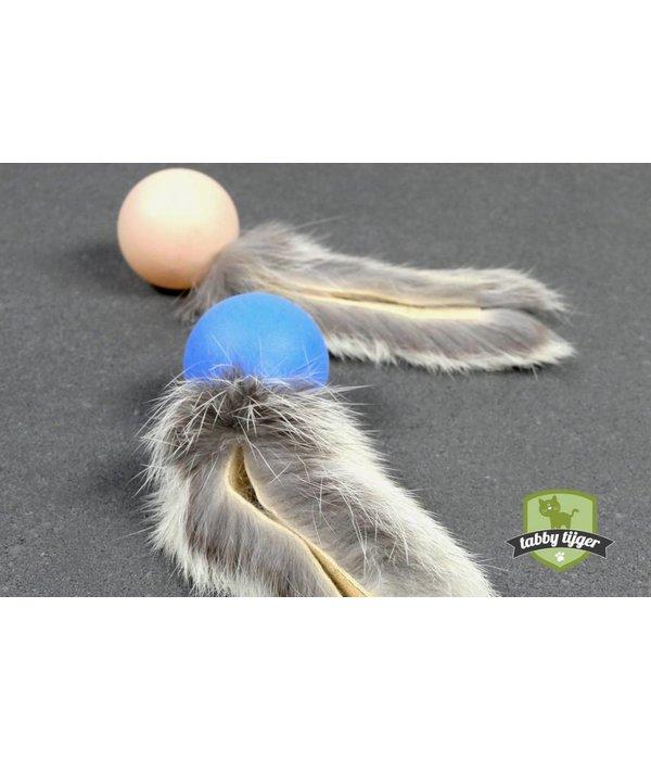 Tabby Tijger Ping Pong Haasje