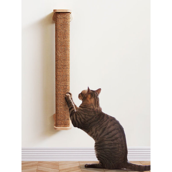 Nature Wall Scratching Post