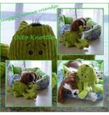 HuggleHounds Octo Knottie