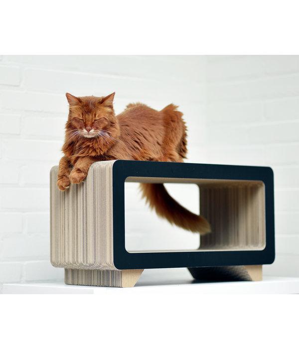 Cat-on The TeeVee