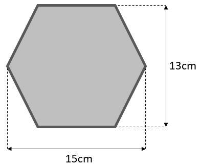 Sky krabpaal hexagon
