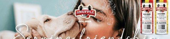 Snuffle Hondenbier - Dog Beer