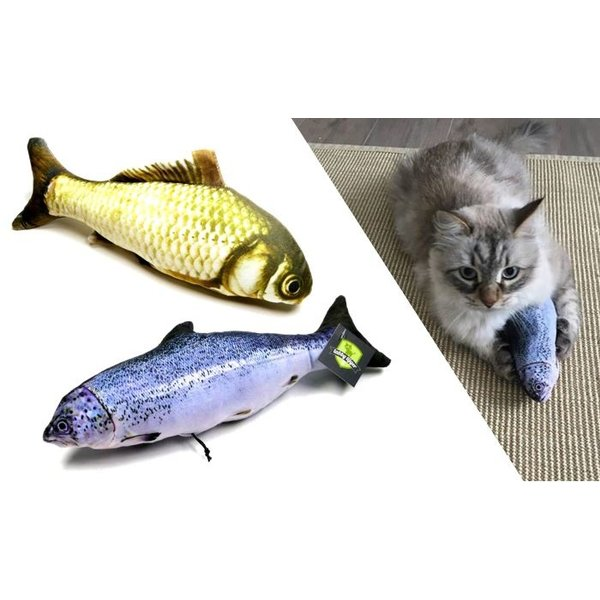 Cuddle FISH refillable SALMON or CARP (mix)