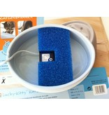 Lucky-Kitty extra parts: Filter or Tube-Set with cleaning brush