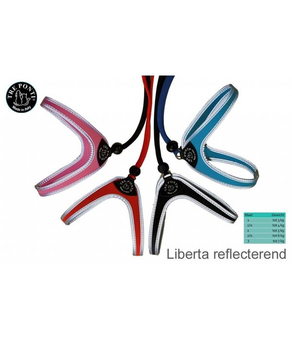 Tre Ponti Liberta dog harness