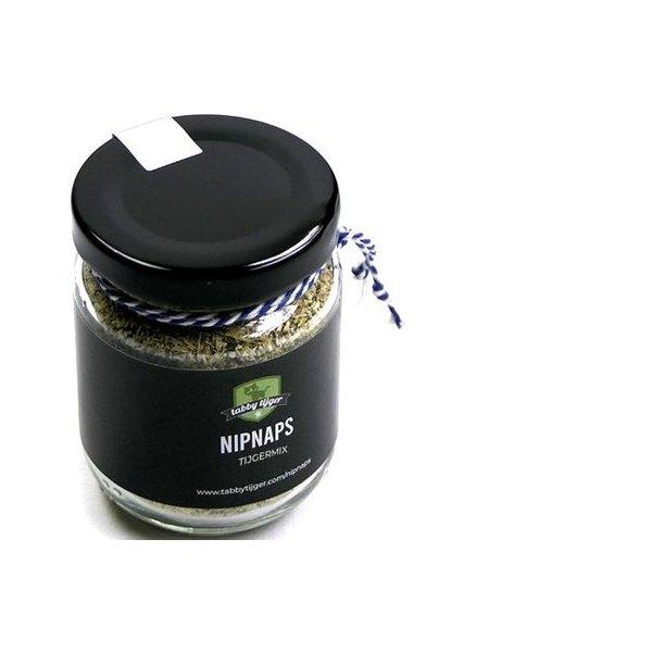 Organic Tigermix (Catnip, Valerian and Matatabi)