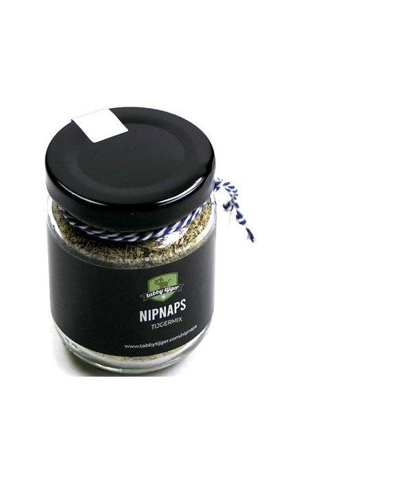 NipNaps Organic Tigermix (Catnip and Valerian)