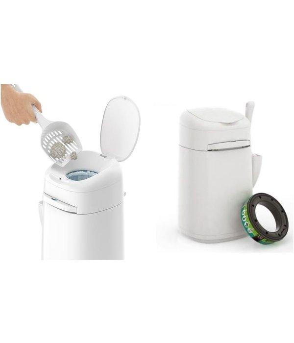Litter Locker Design Bin