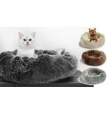 MiaCara Lana en Felpa Donut Bed
