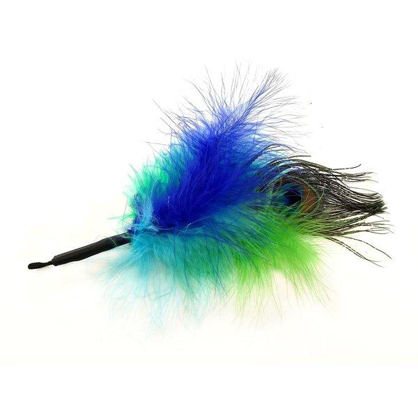 Peacock Fluffer