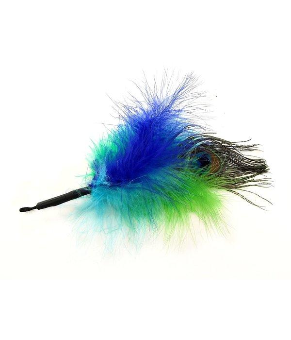 Purrs Peacock Fluffer