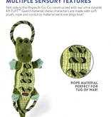 Petstages Ropes-A-Go-Go Gator