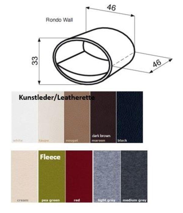 pet-interiors Rondo Wall Leatherette