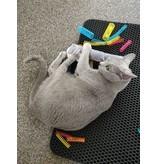 Tabby Tijger Cat Spring Toys