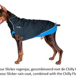 Chilly Dogs Harbour Slicker RAIN COAT - All Breed