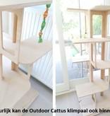 OUTDOOR CATTUS Klimpaal voor buiten