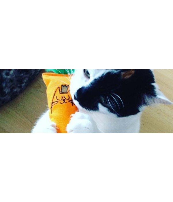 King Catnip Carrot, refillable