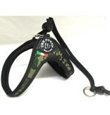 Tre Ponti Liberta Army-Camouflage dog harness