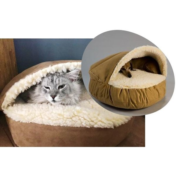 Cozy Cave Luxury Microsuède Small (63cm)