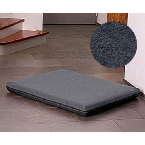 pet-interiors PAUL DogBed Black/Grey