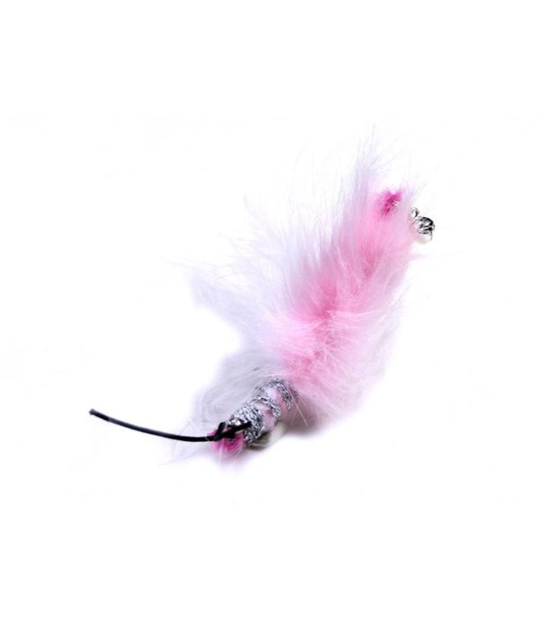 Tabby Tijger Flamingo Fun