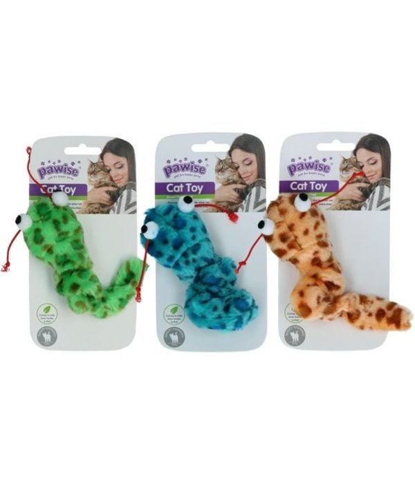 Pawise Cat Interactive Toy Snake
