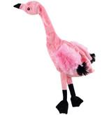 Skinneeez Wildlife Plush Flamingo