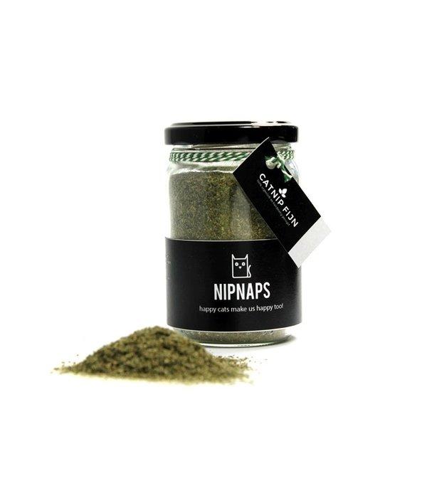 NipNaps Organische Catnip (kattenkruid)