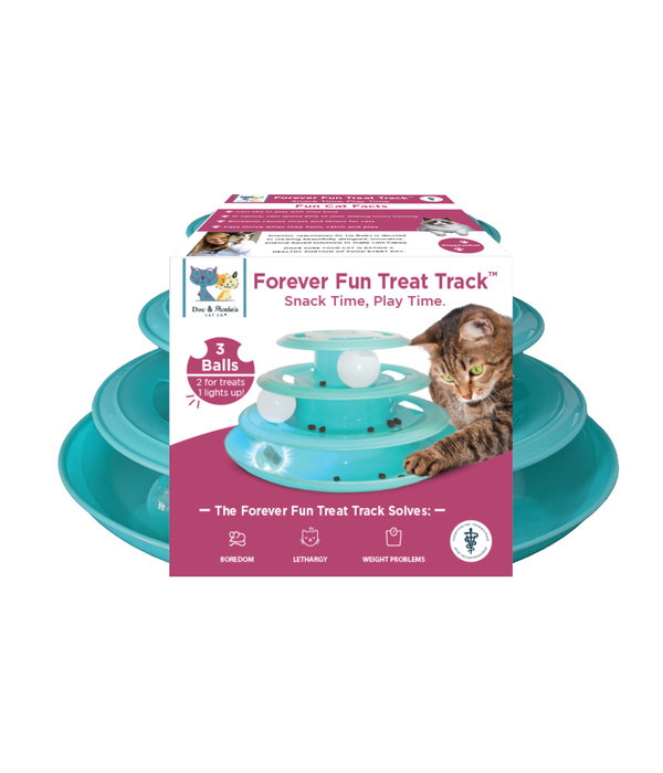 Doc & Phoebe's Forever Fun Treat Track