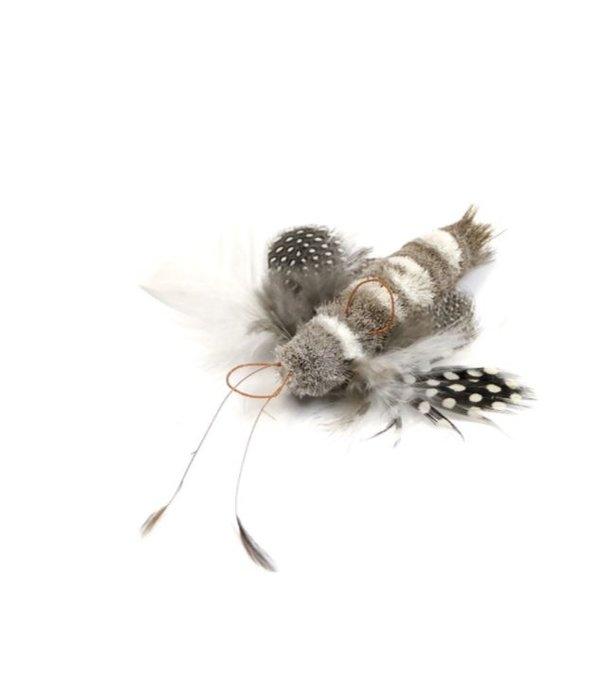Tabby Tijger Pearl Butterfly (Parelvlinder)