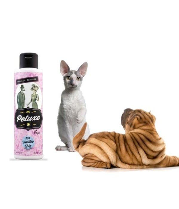 Petuxe Shampoo Sensitive Skin (gevoelige huid)