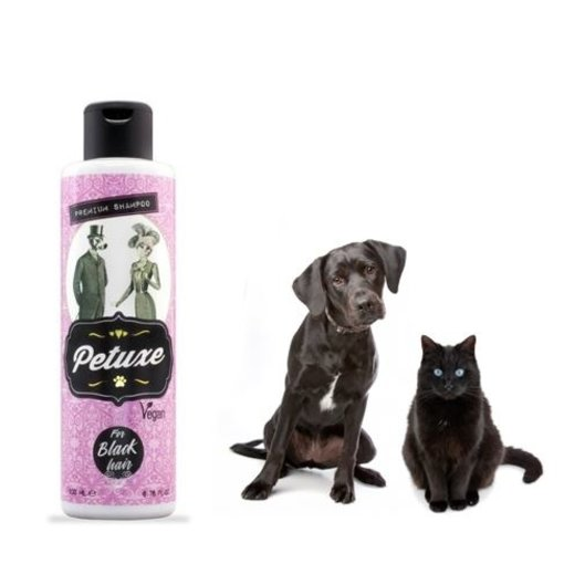 Petuxe Shampoo Black Hair, kleurversterkend