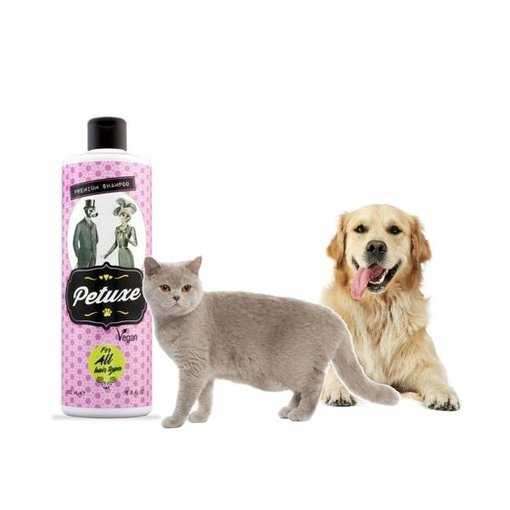 Petuxe Shampoo All Coat Types (alle rassen)